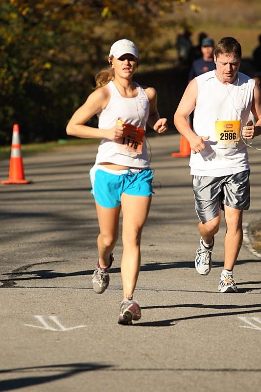 Indianapolis Marathon 2010