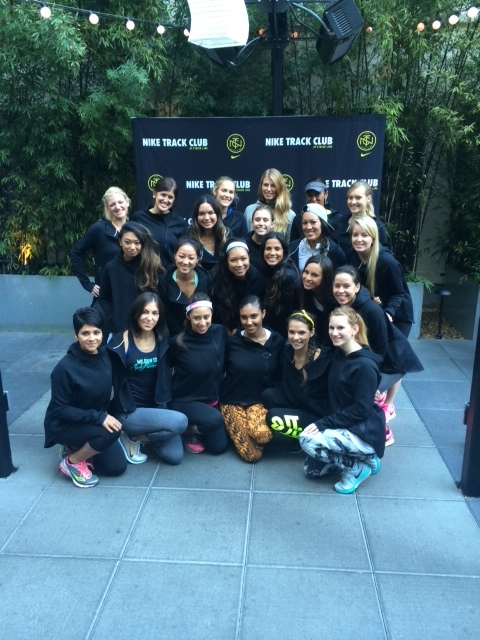 Nike+FL ladies+Bloggers