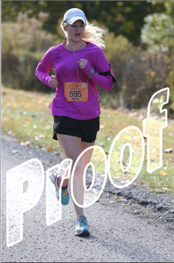 Hating life at this moment...probably one of my worst race photos ever.